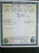 1970  Ford Mustang    Barn Find Historical Document