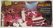 Aretha Franklin Signed Autograph 18x36 Live At Fillmore West Poster