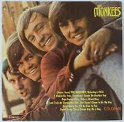 The Monkees Signed Autograph The Monkees S/t Lp By 4 Davy Jones, Peter Tork