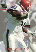 1992 Pro Set Power 217 Eric Metcalf - Cleveland Browns - Free Shipping