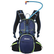 Source Race Hydration Backpack With 3l Bladder Blue/green