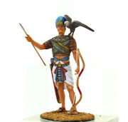 Egyptian Pharaoh Painted Tin Toy Soldier Miniature Pre-sale   Art Quality