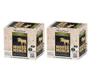 Moose Munch By Harry And David Northwest 2/18 Ct Boxes 36 Single Serve Cups