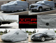Waterproof Car Cover 1988 1989 1990 1991 1992 1993 1994 1995 1996 Chevy Suburban