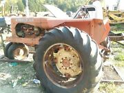 Antique Allis Chalmers Tractor, Parting Out Or Whole, List Individual Parts.