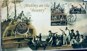 Mutiny On The Bounty Pnc In 1789 On The Hms Bounty With A One Dollar Coin