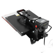 38x38cm Diy Digital Clamshell T-shirt Heat Press Machine Sublimation Transfer