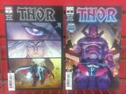 Thor 2 1st Cameo Of Black Winter 4th + 5th Printing Variant Set Marvel 2020