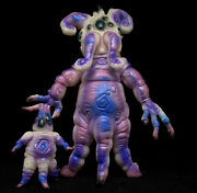 Sofubi Doktor A Mandrake Root Pink With Mini Root - Sold Out Online - Free Ship