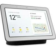 Google Nest Home Hub 7 Smart Speaker And Display Voice Control Command Assistant