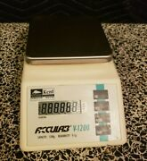Acculab V-1200 Counting Balance D=0.1g Max 1200.0g Usa Lab Scale Working Great