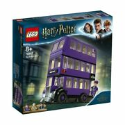 Lego 75957 Harry Potter The Knight Bus Brand New Sealed For Christmas Gift F1