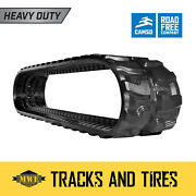 Fits Airman Hm45 - 16 Camso Heavy Duty Excavator Rubber Track