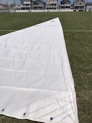 Used Roller-furling Quantum Main Sail Made By Linthicum Sailmakers