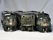 Lionel 2344 New York Central A-b-a F3 Units Diesel
