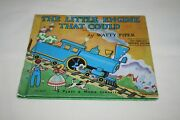 The Little Engine That Could Watty Piper 1961 Complete Original 1st Edition 520