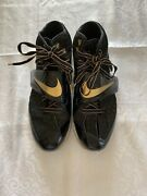 Menandrsquos Nike Cj 81 Trainer Max Motor City Adapted Fit Strap Tennis Shoe Size 10.5