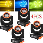 4pcs 7r Sharpy 230w Moving Head Beam Light 16+8 Prism Dj Stage Lighting