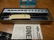 Athearn 1790 Undecorated Diner Car Kit New In Box Ho Scale Lqqk