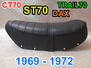 Honda Ct70 Trail 70 1969-1970-1972 Dax St70 New Complete Seat Ct70 Seat Saddle.