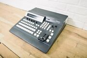 Panasonic Av-hs400a Multi Format Video Switcher Mixer In Excellent Condition