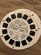 Viewmaster Gaf Showtime The Wonderful World Of Disney On Parade 3 Reels Set