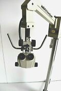 Wallach Zoomscope Colposcope With Nikon Optics In Excellent Condition