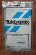 Tektronix P6133 150mhz 10x Passive Probe With Accys Brand New, Factory Sealed