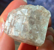 Extremely Rare Gorgeous Colorado Baby Blue Topaz Crystal