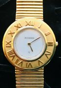 Carl F Bucherer Watch - Gold Plated - Womenand039s - With Papers