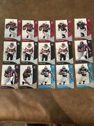 2006 Sp Authentic Football Cards 60 Assorted Players