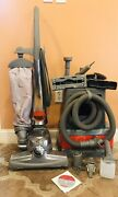 Kirby Sentria Bagged Upright Vacuum Cleaner W/ Attachments And Carpet Shampooer