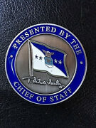 Authentic 4 Star General T. Michael Moseley Chief Of Staff Air Force Coin - 29