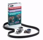Gates Timing Belt Kit W/ Water Pump For Subaru 06-07 Wrx And 04-10 Sti And 05-09 Lg