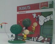 Peanuts Snoopy Charlie Brown Good Grief Dept 56. New In Box
