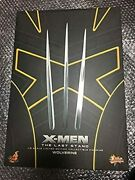 Hot Toys Movie Masterpiece 1/6 Scale Figure X-men 3 The Last Stand Wolverine