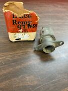 1947 Chevy Passenger Car Ignition Switch Nos Delco Remy Gm 1020