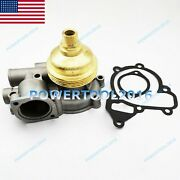 186-6178 Water Pump For Us Military Generator Mep-802a Mep-803a Engine 186-6714