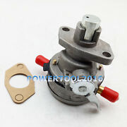 Fuel Feed Pump For John Deere 4115 Compact Utility X495 X595 Lawn Garden Tractor