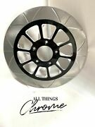 Front 11 1/2 Brake Rotor For Atc/rc Comp Wheels Only 2000-2013 Harley Touring