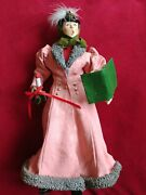Vintage Possible Dreams Carolers Collection Of 8 Christmas Collectables