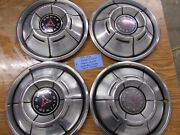 And03970-and03971 Dodge Division 14 Hubcaps Mopar Coronet Super Bee Charger Dart Mopar