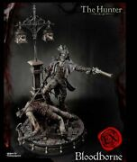 Prime 1 Studios Bloodborne The Hunter Exclusive Statue Figure Cane Sideshow 32