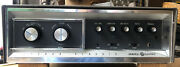 Vtg Ge General Electric Stereo Classic Model Ms-4000 Tube Amp Works Asis Tlc
