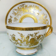 Atholl Model As H5041 By Minton Tea Cup And Saucer New Never Used Made In England