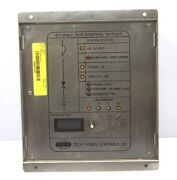 Tech Power Control D13h00001 Iso-drill Scr2 Control Module With Knob Imi