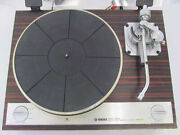 Yamaha Yp-d71 Record Player Rare Vintage 1975 Used Gc Rare From Japan