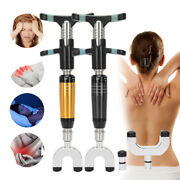 Manual Chiropractic Adjusting Tool Bone Correction Pain Relief Massager 50n-300n