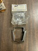 1953 1954 Ford Trunk Ornament Bezel New Repro Nice 1020