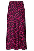Reduced Brand New Fabienne Chapot Bias Cut Dolly Dots Hall Skirt Rrp £99.99